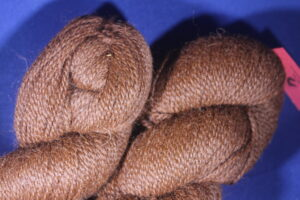 Edie's 2 ply sport close up