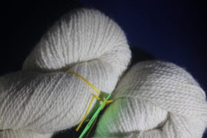 Nelson's 2 ply sport close up