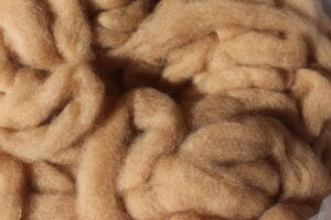Graham's baby fleece roving