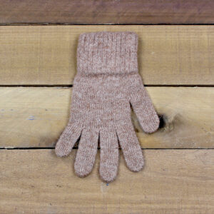 gloves fawn